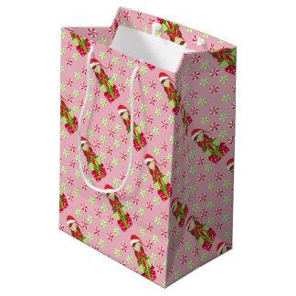 Candy Crush Christmas Medium Gift Bag