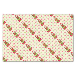 Candy Crush Christmas Tissue Paper