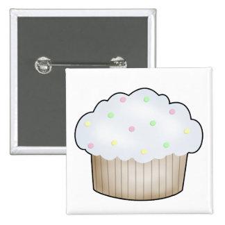 Candy Cupcake Pin