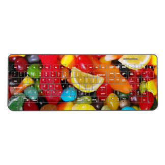 Candy Delight Wireless Keyboard