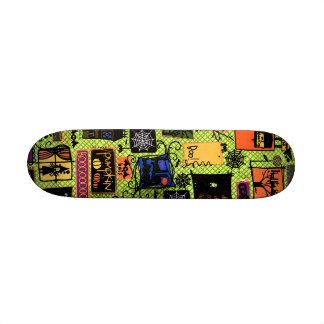 Candy Dreams ~ Skateboard