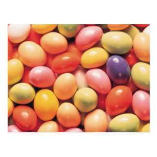 Candy Eggs Postcard