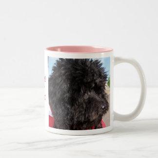 Candy Ginger Snap,  I LOVE  MYDOOO Two-Tone Coffee Mug