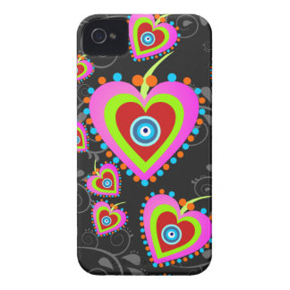 Candy Hearts Blackberry 9700/9780 Case