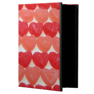 Candy Hearts In A Row Powis iPad Air 2 Case