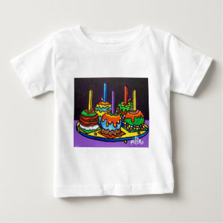 Candy Jelly  Apples Baby T-Shirt