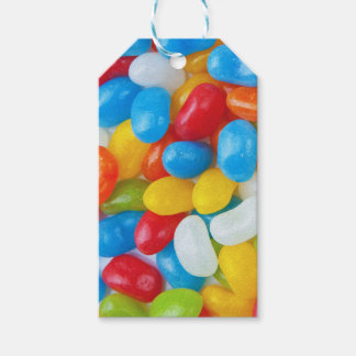 candy jellybean happy birthday gift tag