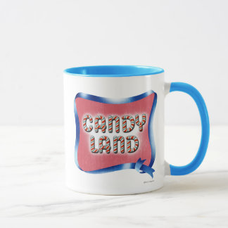 Candy Land Aged Logo Mug