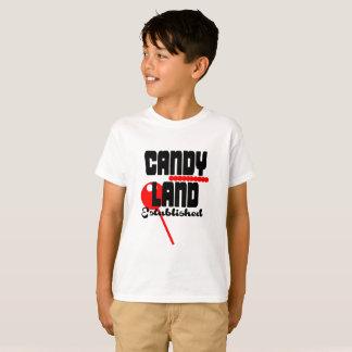 Candy Land Established Clothing T-Shirt