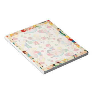 Candy Land Notepad