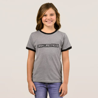 Candy Land Stacked Ringer T-Shirt
