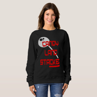 Candy Land Stacked Sweatshirt