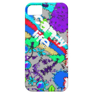 Candy Life phone Case - Blue iPhone 5 Cover