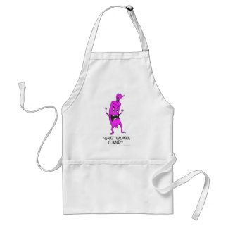 CANDY MAGENTA APRONS