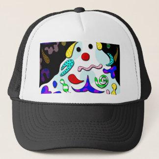 Candy man trucker hat