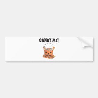 Candy Me Bumper Sticker