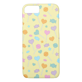 Candy Mix - Yellow iPhone 8/7 Case