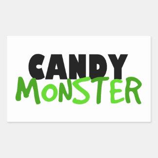 Candy Monster Sticker