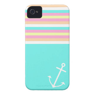 Candy Nautical iPhone 4 Cover