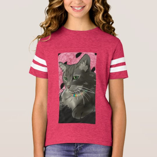 Candy necklace kitty T-Shirt