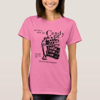 Candy Newspaper Advertisement 1930 T-Shirt