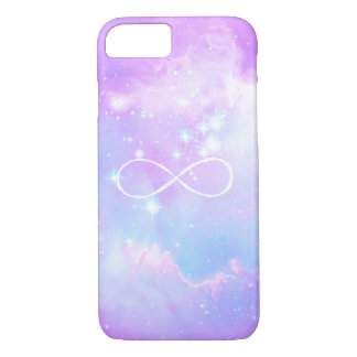 Candy Pastel Galaxy iPhone 8/7 Case
