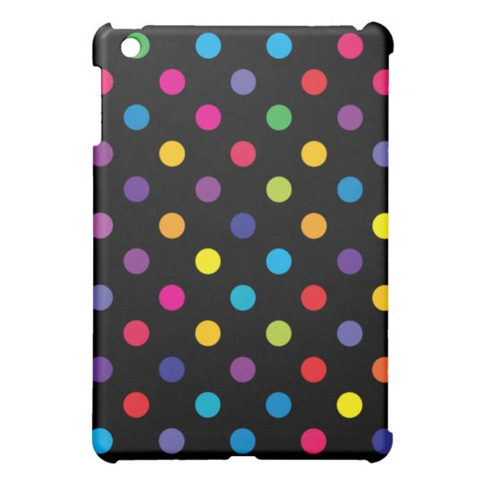 Candy Polka Dot iPad Mini Case