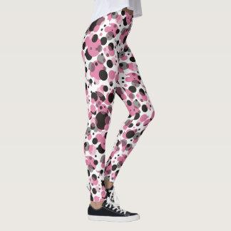 Candy Polka Dots Leggings