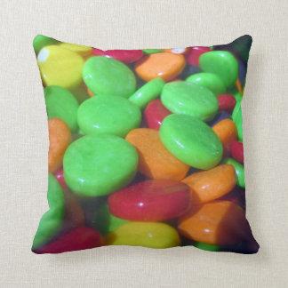 "Candy Polyester Throw Pillow, Throw Pillow 16"" x 1"