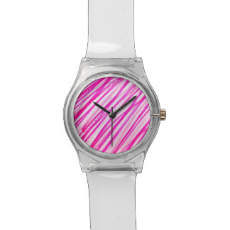 Candy Scribble Wristwatch