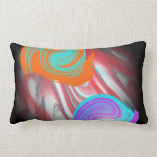 Candy Sky Pillow by Haydee Rodriguez
