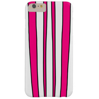 Candy Stripe Design Stripe Artwork Barely There iPhone 6 Plus Case