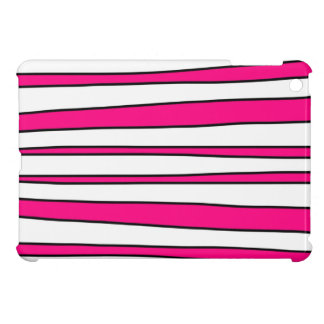 Candy Stripe Design Stripe Artwork iPad Mini Cover