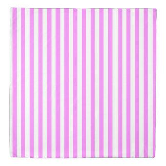 Candy Stripe Duvet Cover