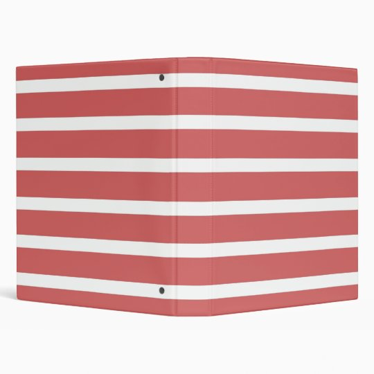 Candy Stripes Binders