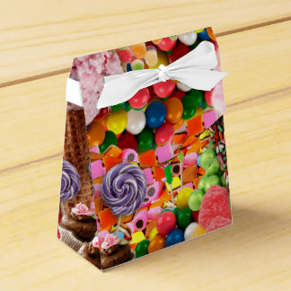 Candy Super Sweet Ice Cream Funny Favor Box
