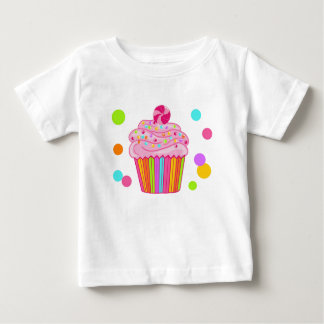 Candy Surprise Cupcake Baby T-Shirt