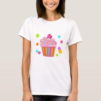 Candy Surprise Cupcake T-Shirt