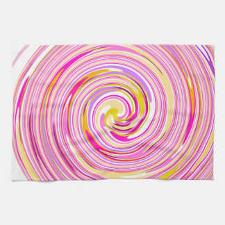 Candy Sweet Swirl Towel