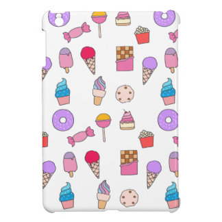 Candy, sweets and cake iPad mini cover
