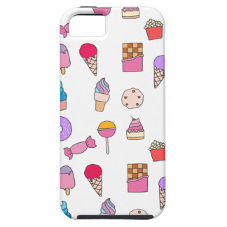 Candy, sweets and cake iPhone 5 cover