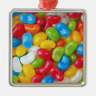 Candy Sweets Colorful Metal Ornament