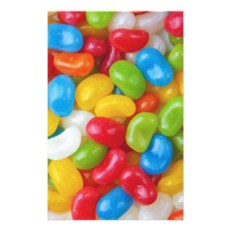 Candy Sweets Colorful Stationery