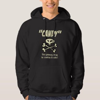 Candy – The gateway drug Hoodie