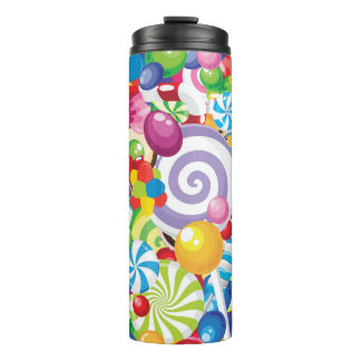 Candy Thermal Tumbler
