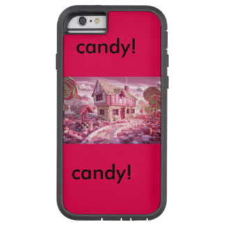 candy! tough xtreme iPhone 6 case