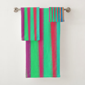 candy towel set