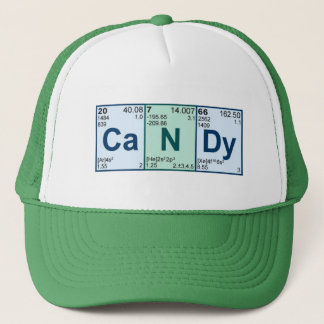 CaNDy Trucker Hat