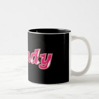 candy Two-Tone coffee mug