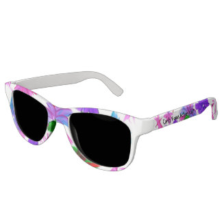 Candy Waters Autism Artist Sunglasses